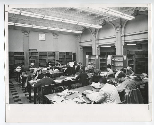 Providence Public Library, periodical department