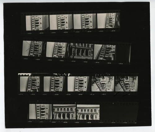 Providence Public Library - contact sheet