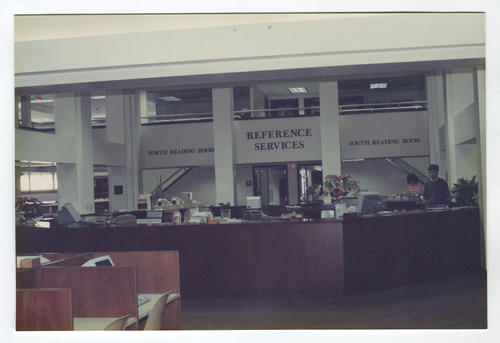 Providence Public Library, Reference services