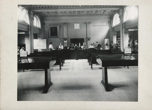Providence Public Library, Circulation department