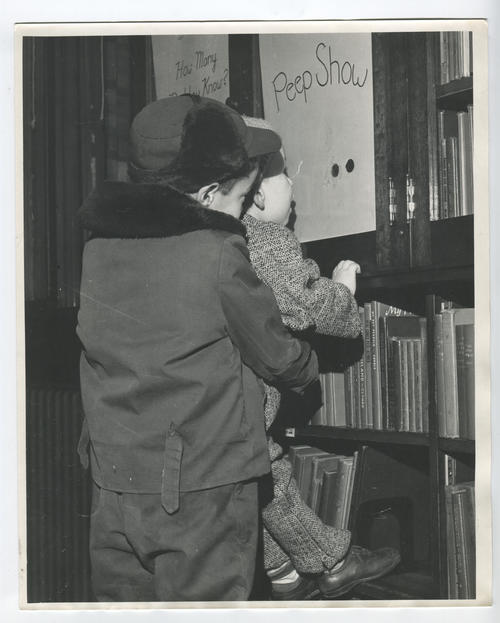 Providence Public Library, children