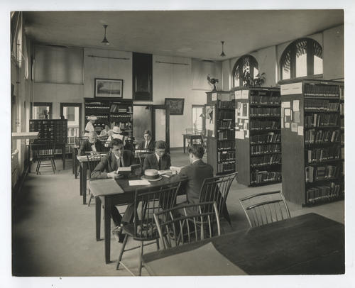 Providence Public Library, Foreign department