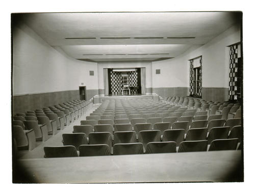 Providence Public Library, auditorium