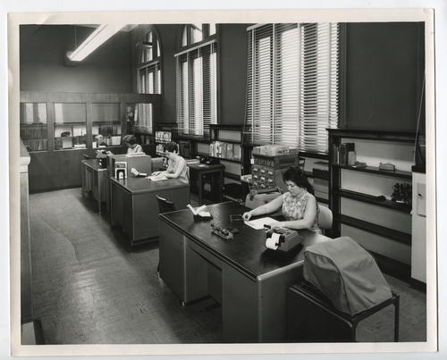 Providence Public Library, Order department