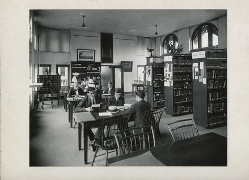 Providence Public Library, Foreign Language department