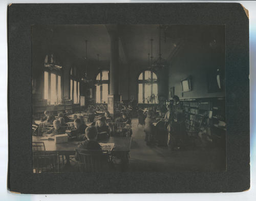 Providence Public Library, original children's department