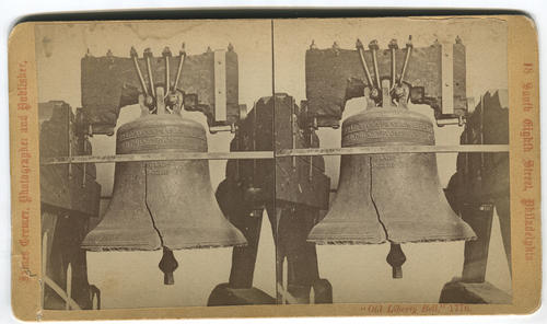 "The ""Old Liberty Bell,"" 1776"