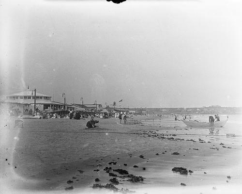 Easton's Beach, Newport