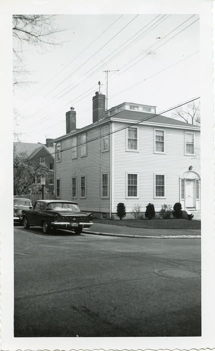 65 Prospect Street Moved from 66 College