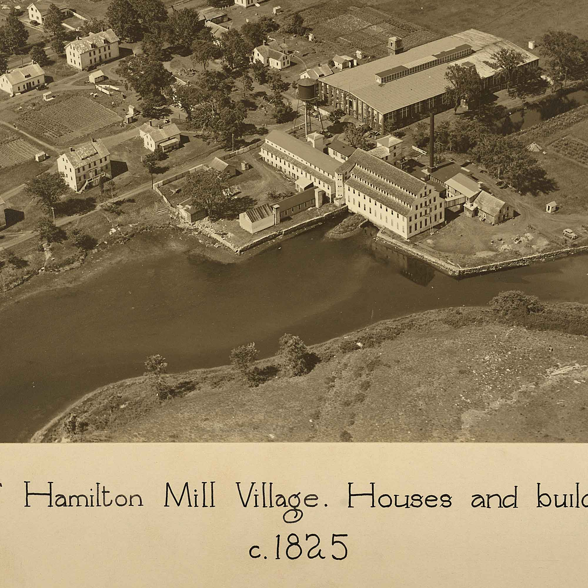 Rhode Island Mills and Mill Villages Photograph Collection thumbnail