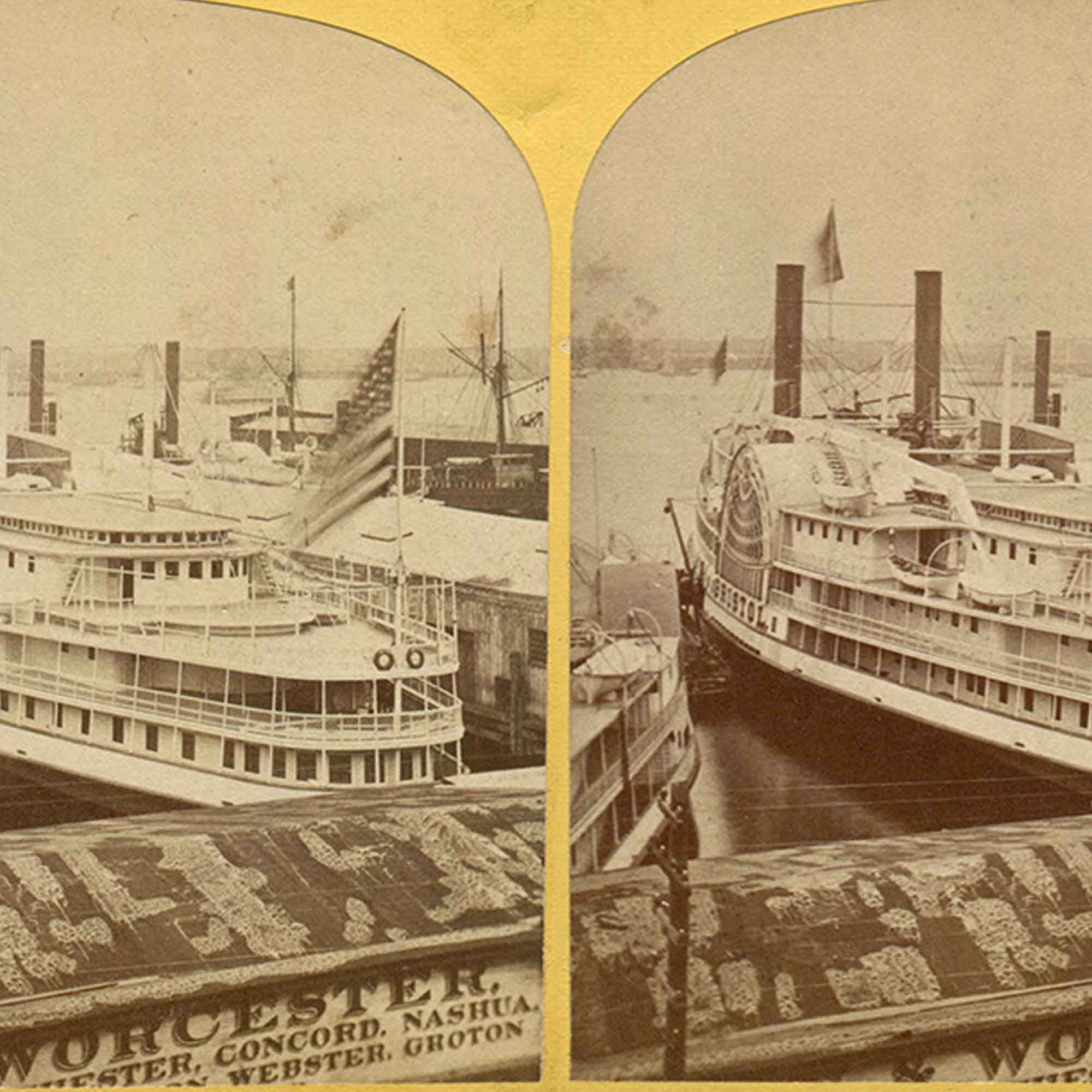 Rhode Island Stereocard Collection thumbnail