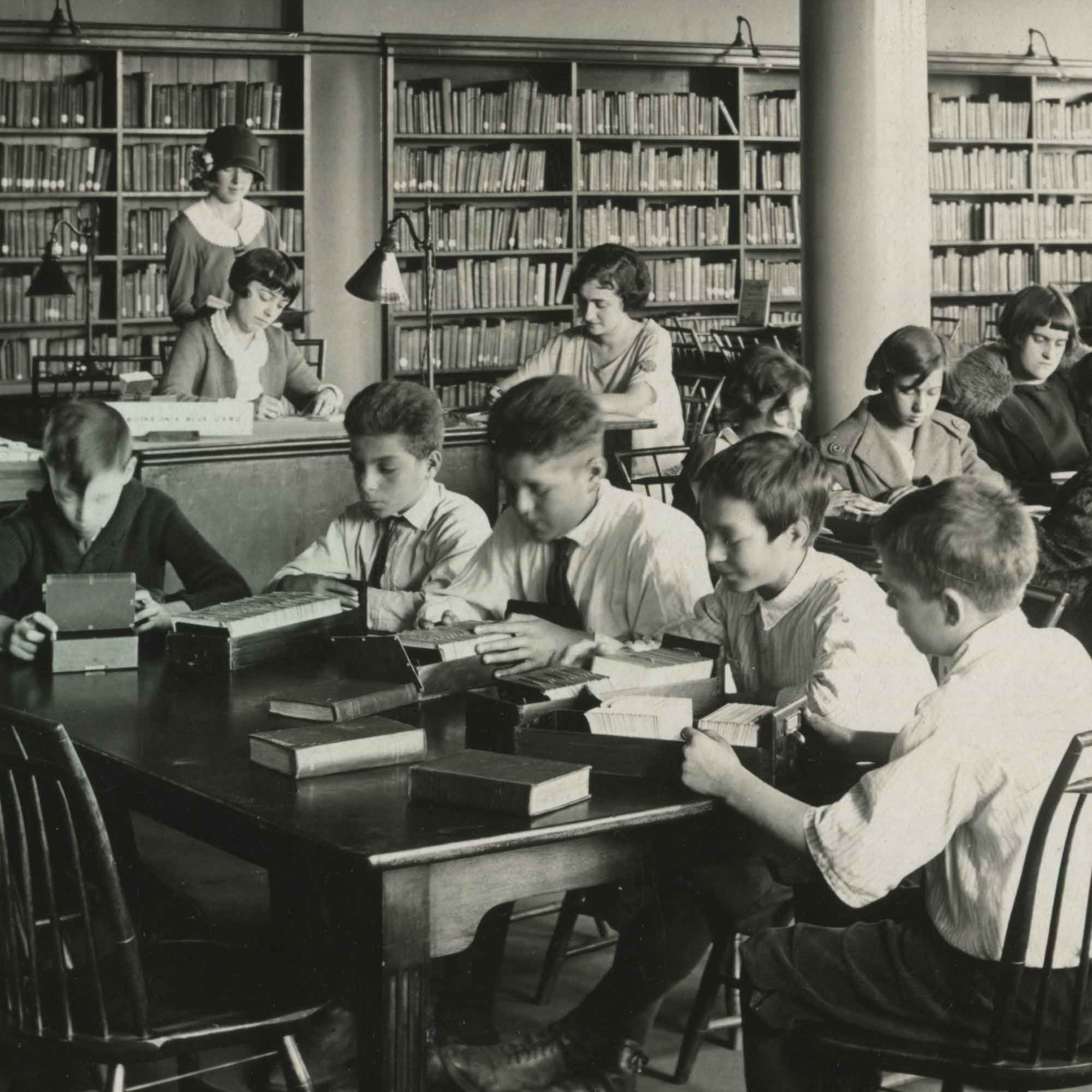 Providence Public Library Photograph Collection thumbnail