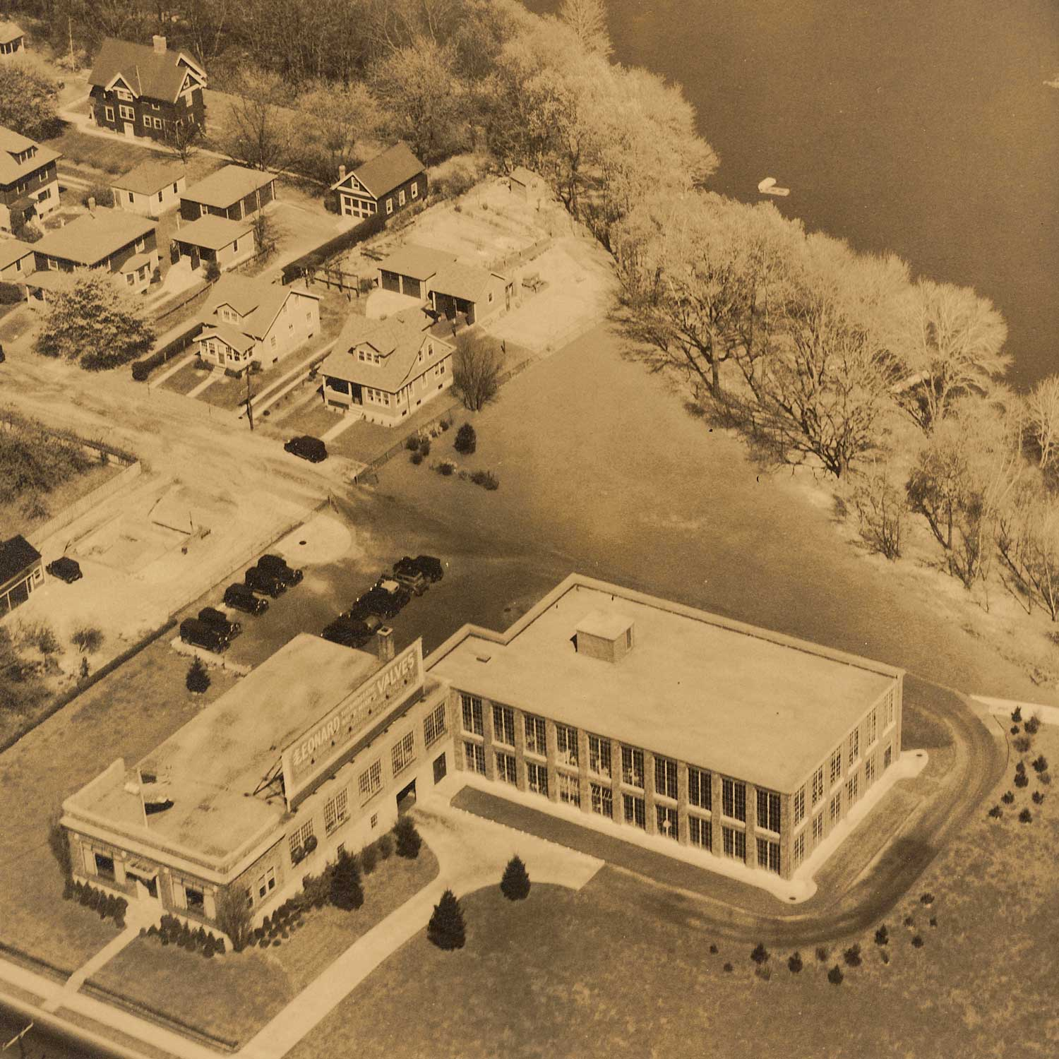 Avery Lord Aerial Photograph Collection thumbnail